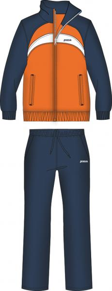 MULTISPORT ORANGE/NAVY TRACKSUIT