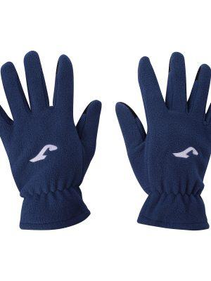Guantes polares azul marino Joma