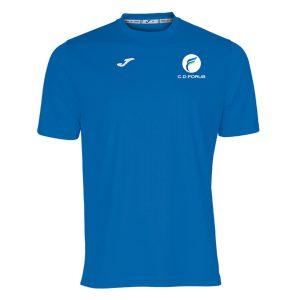 Camiseta forus azul