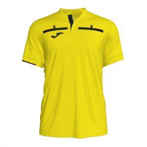 Camiseta Respect II amarillo