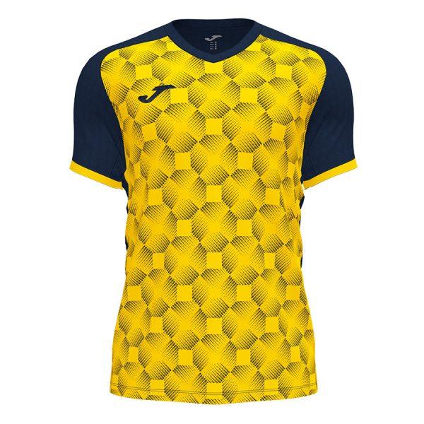 Camiseta Supernova III amarillo