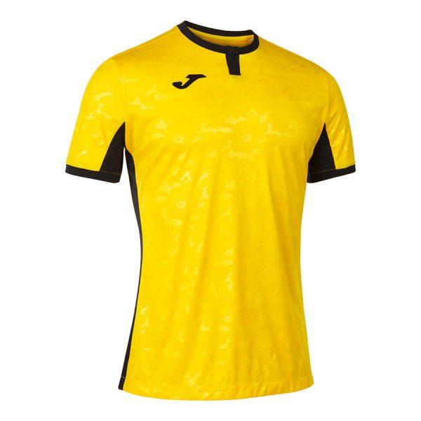 Camiseta Tolem II amarillo