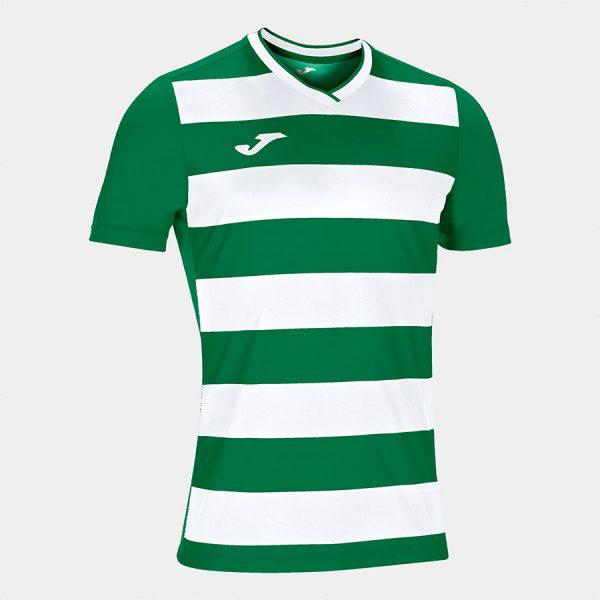 Camiseta Europa IV verde y blanco