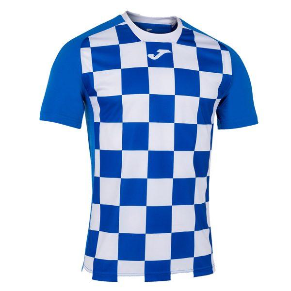 Camiseta Flag II azul y blanco