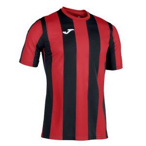 Camiseta Inter rojo y negro