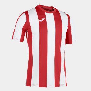 Camiseta Inter rojo y blanco