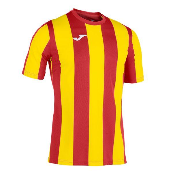 Camiseta Inter rojo y amarillo
