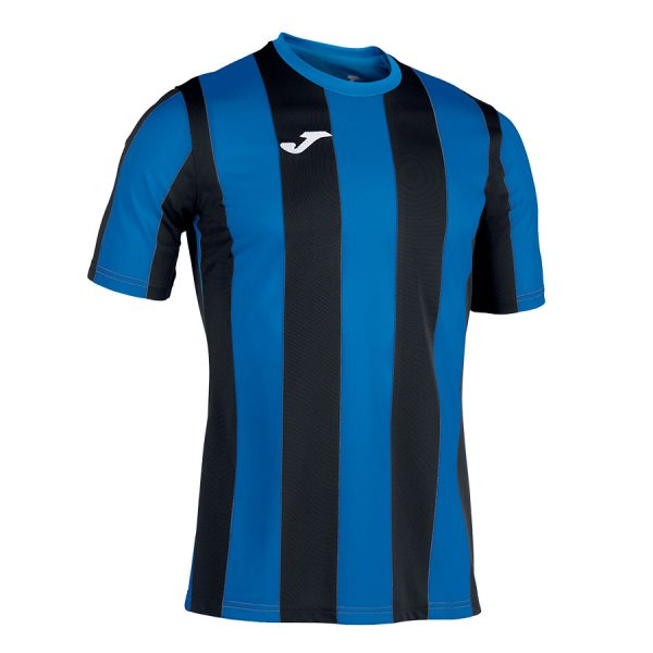 Camiseta Inter azul y negro