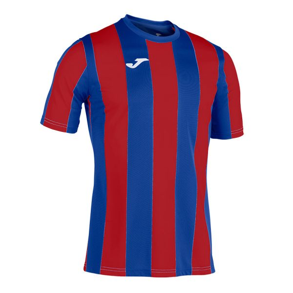 Camiseta Inter azul y rojo