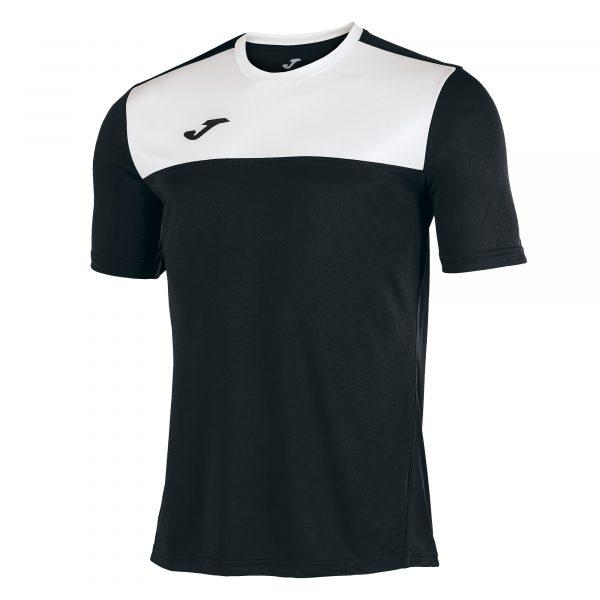 Camiseta Winner negro y blanco
