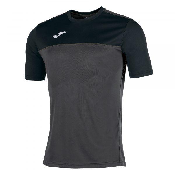 Camiseta Winner gris y negro