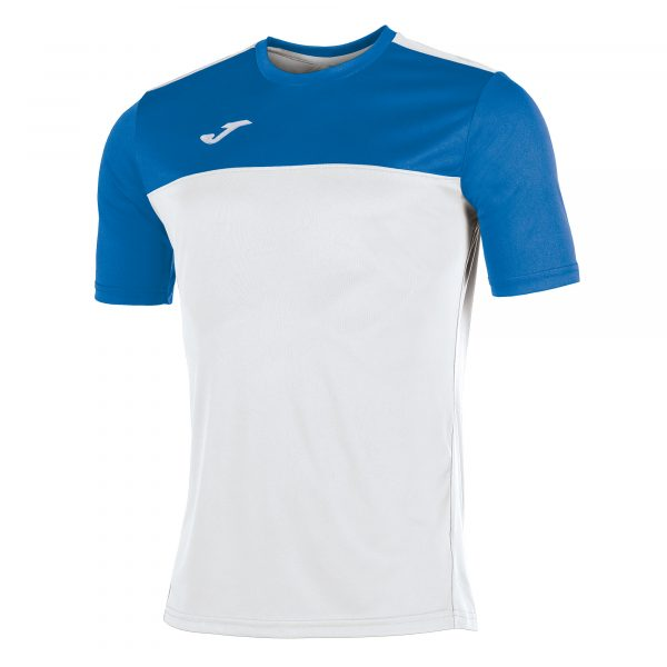 Camiseta Winner blanco y azul