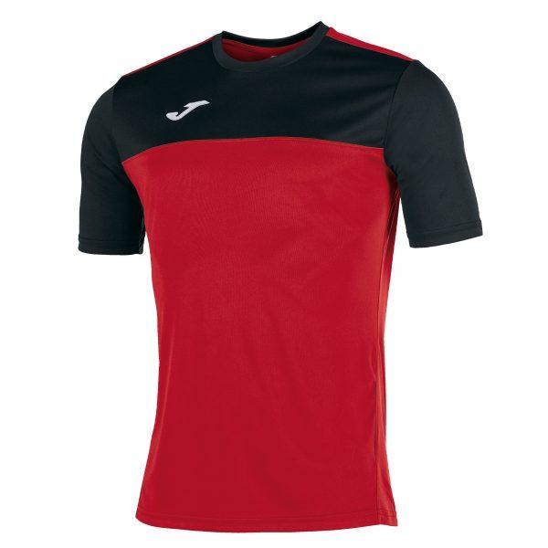 Camiseta Winner rojo y negro