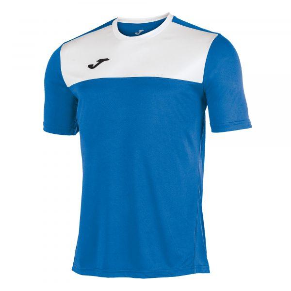 Camiseta Winner azul y blanco