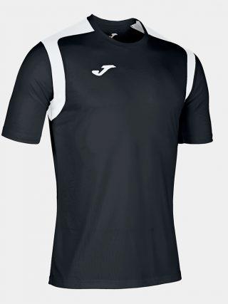 Camiseta Championship V negro y blanco