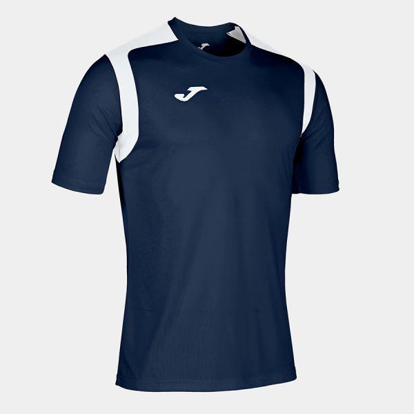 Camiseta Championship V azul y blanco