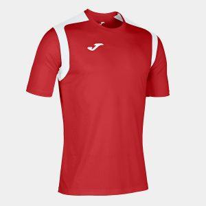 Camiseta Championship rojo y blanco