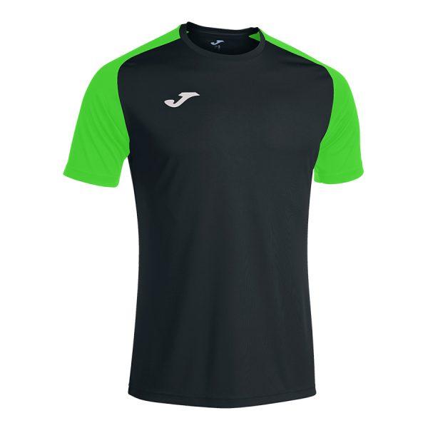 Camiseta Academy IV negro y verde
