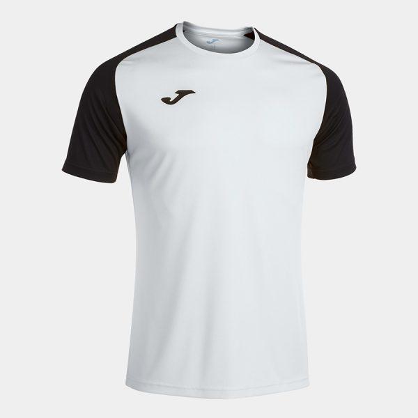 Camiseta Academy IV blanco y negro