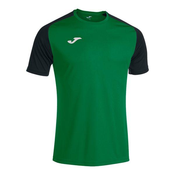 Camiseta Academy IV verde y negro