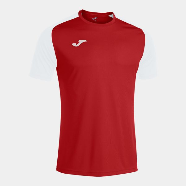 Camiseta Academy IV rojo y blanco