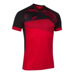 Camiseta Supernova II rojo y negro