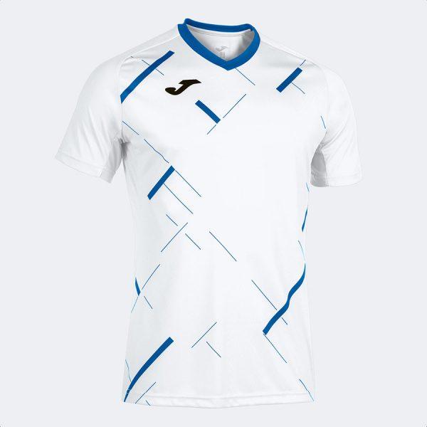Camiseta tiger III blanco y azul