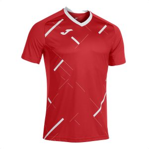 Camiseta tiger III rojo