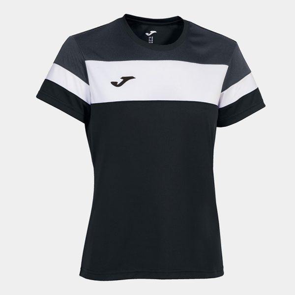 Camiseta Crew IV negro