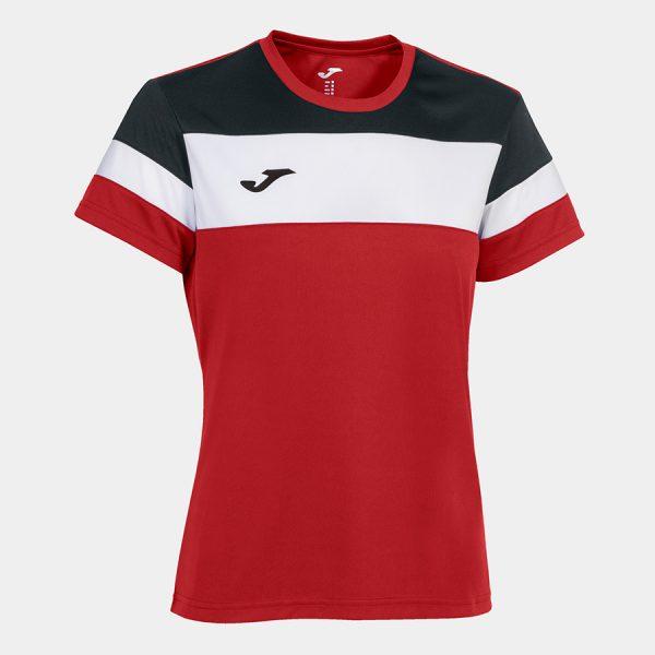 Camiseta Crew IV rojo
