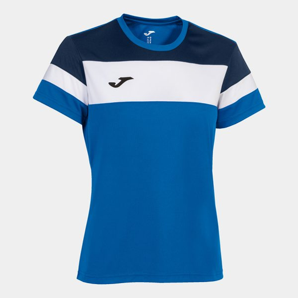Camiseta Crew IV azul