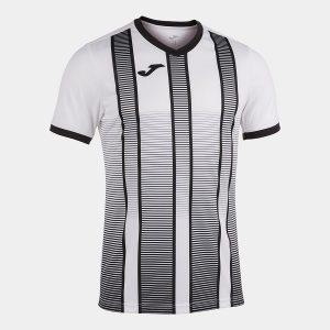 Camiseta Tiger II blanco y negro