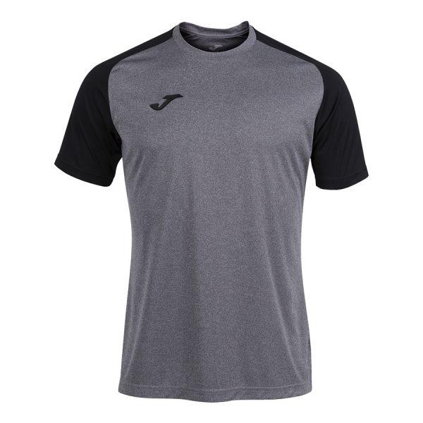 Camiseta Academy IV gris y negro