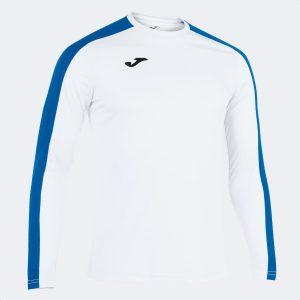 Camiseta Academy III blanco y azul