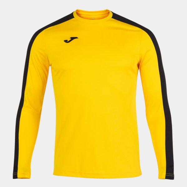 Camiseta Academy III amarillo
