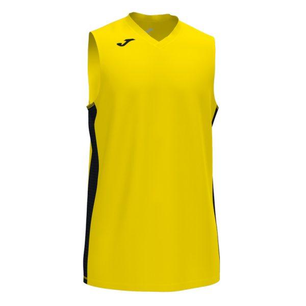 Camiseta Cancha III amarillo