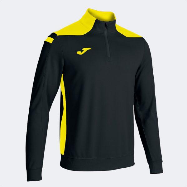 Chaqueta Championship VI negro y amarillo