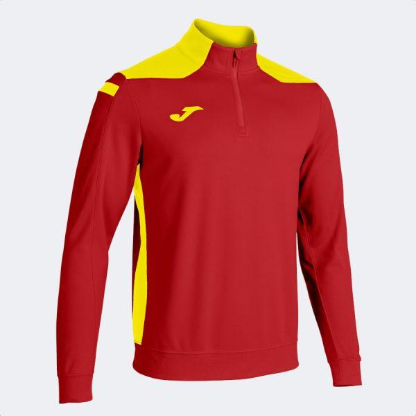 Chaqueta Championship VI amarillo y rojo