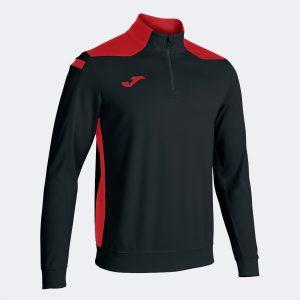 Chaqueta CHampionship VI negro y rojo