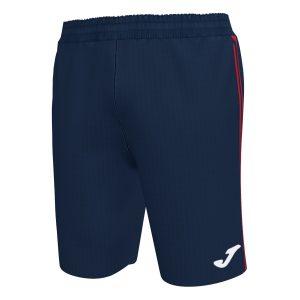 Pantalón Classic azul y rojo