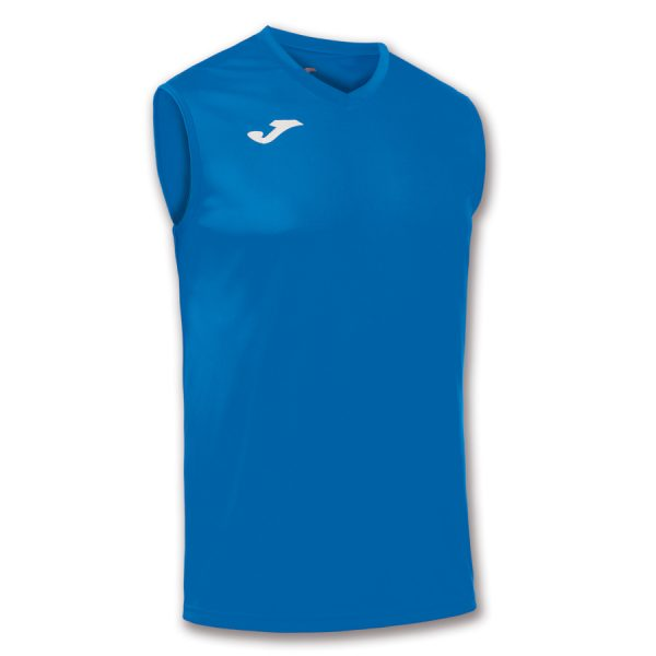 Camiseta Combi azul