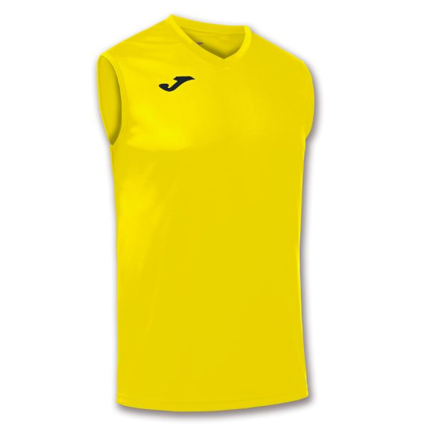 Camiseta Combi amarillo