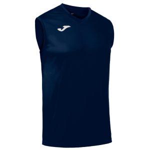 Camiseta Combi azul oscuro