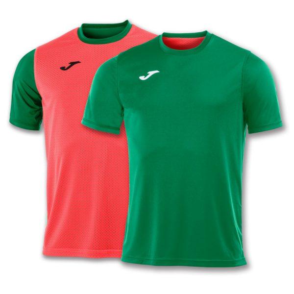 Camiseta Combi reversible verde