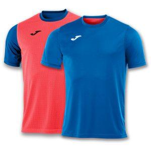 Camiseta Combi reversible azul