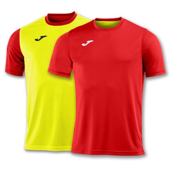 Camiseta Combi reversible rojo