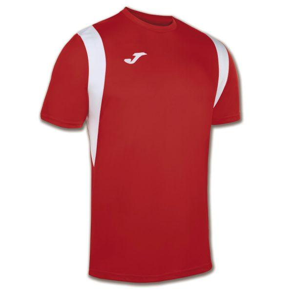 Camiseta DInamo rojo