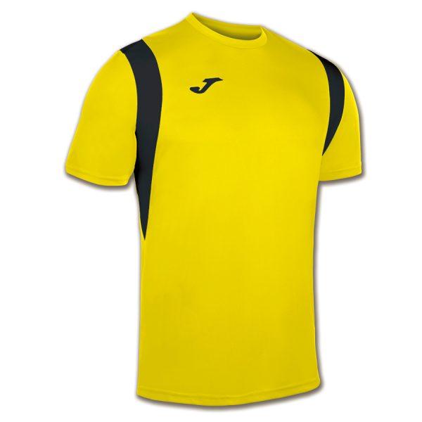 Camiseta DInamo amarillo