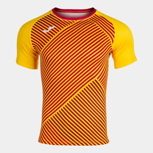 Camiseta Haka II amarillo