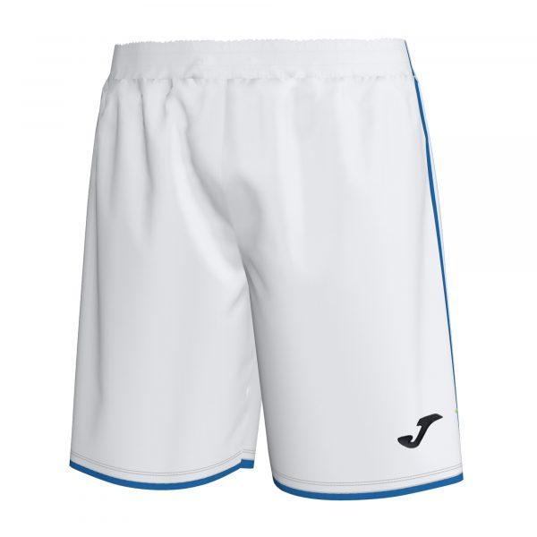 Pantalón Liga blanco y azul